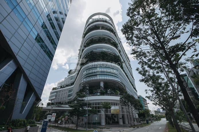 Solaris Office For Rent Singapore 94