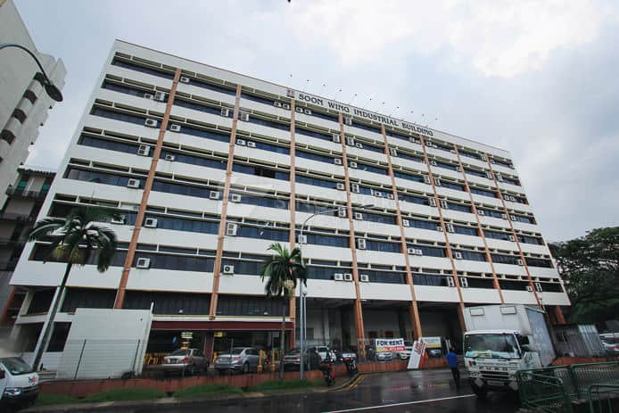 Soon Wing Industrial Building Office For Rent Singapore 42