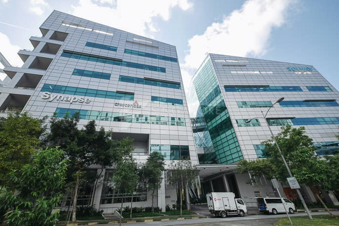 Synapse Office For Rent Singapore 23