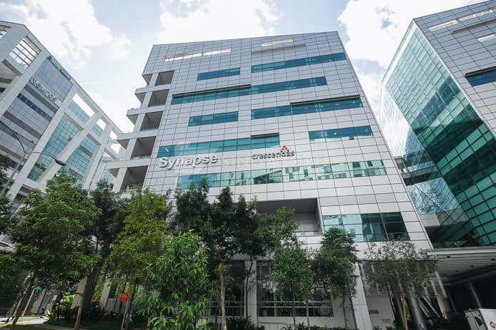 Synapse Office For Rent Singapore 24