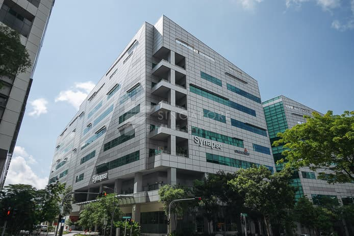 Synapse Office For Rent Singapore 78