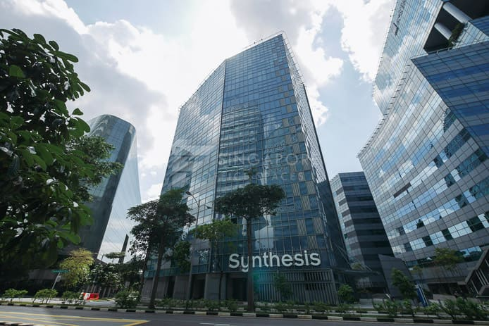 Synthesis Office For Rent Singapore 111