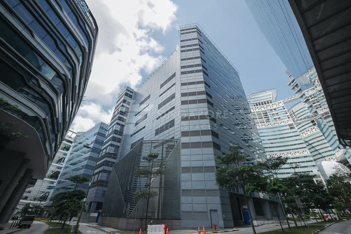 Synthesis Office For Rent Singapore 124