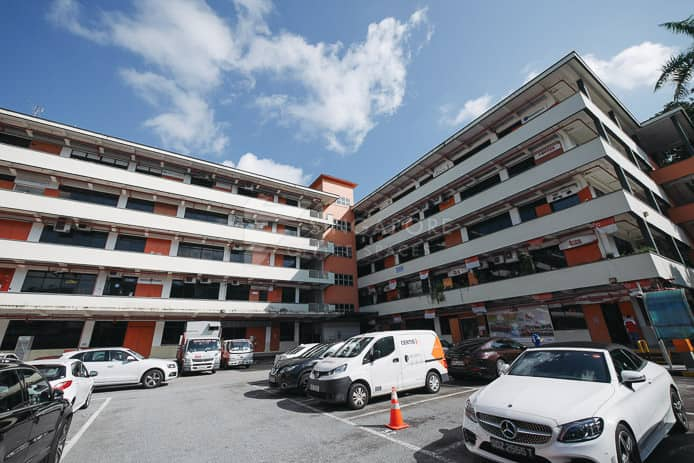 Tanglin Halt Office For Rent Singapore 01