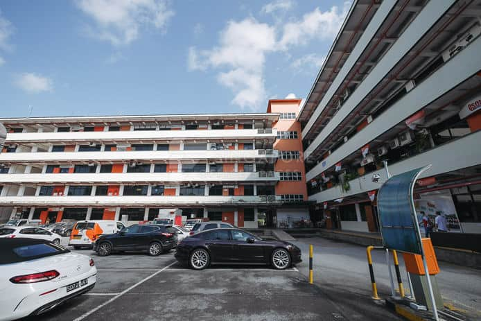 Tanglin Halt Office For Rent Singapore 02