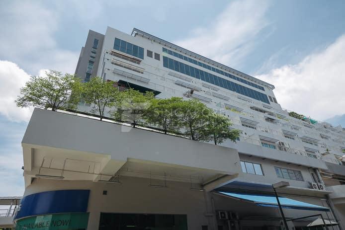 The Alexcier Office For Rent Singapore 199