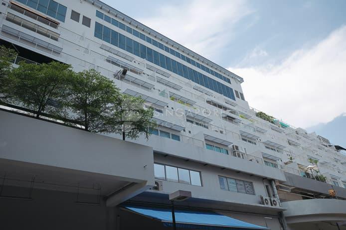 The Alexcier Office For Rent Singapore 200