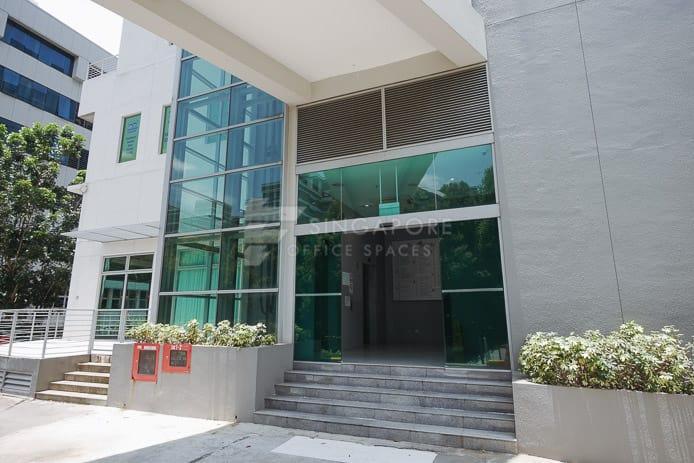 The Alexcier Office For Rent Singapore 201
