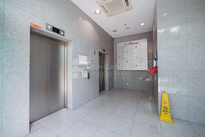 The Alexcier Office For Rent Singapore 202