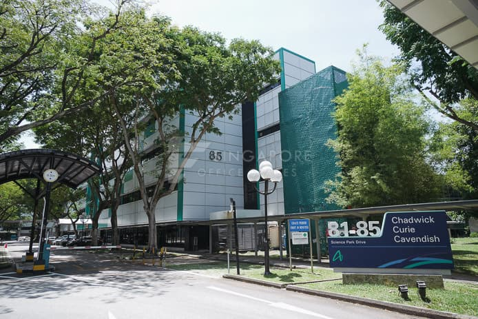 The Cavendish Office For Rent Singapore 181