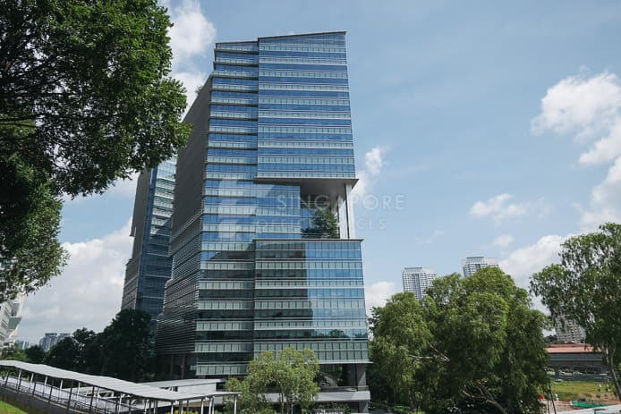 The Metropolis Office For Rent Singapore 59