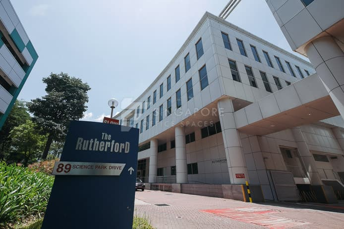The Rutherford Office For Rent Singapore 187