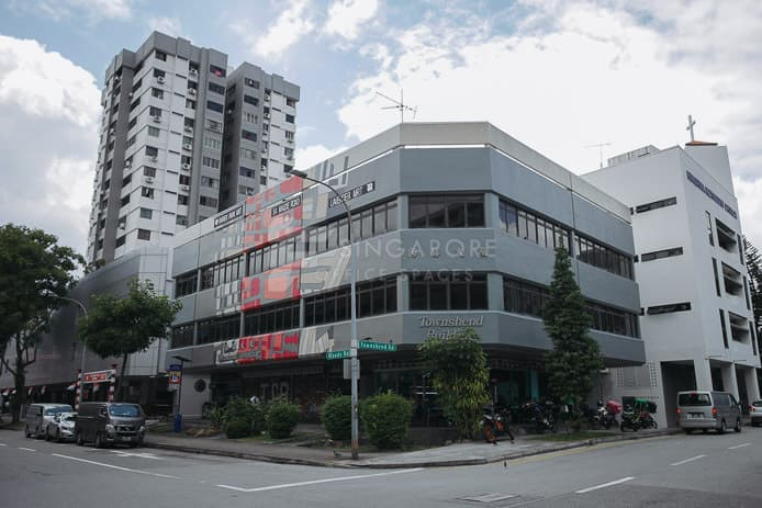 Townshend Building Office For Rent Singapore 112