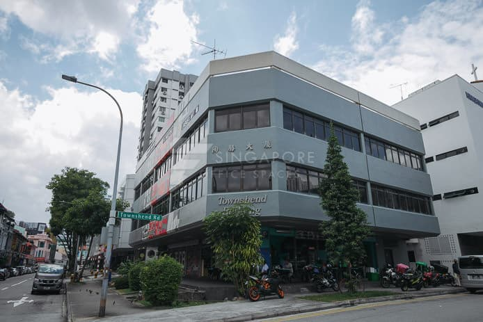 Townshend Building Office For Rent Singapore 113