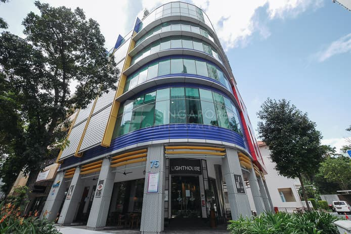 Wavelink Building Office For Rent Singapore 138