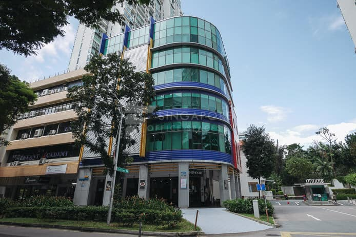 Wavelink Building Office For Rent Singapore 140