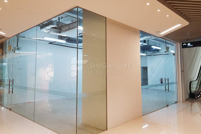 Office Rental Singapore City Gate B144 893 61
