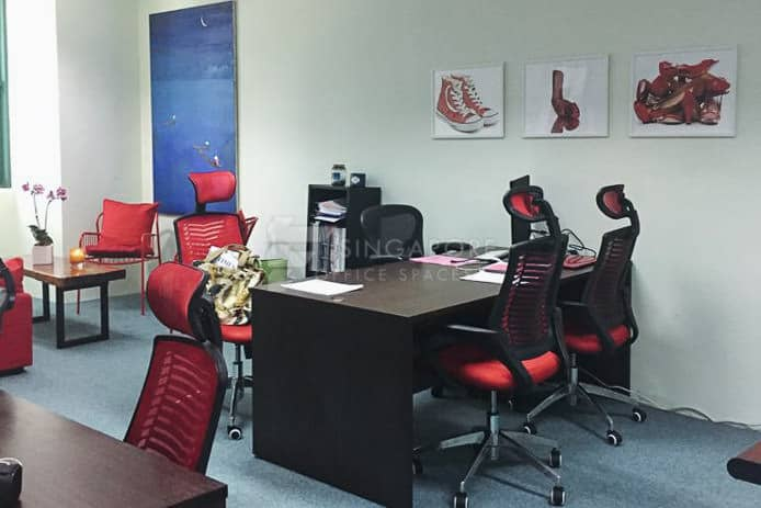Office Rental Singapore Le Shantier 02 732 18