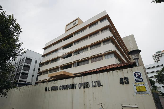 43 Jalan Pemimpin Office For Rent Singapore 49