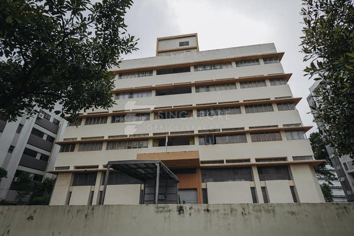 43 Jalan Pemimpin Office For Rent Singapore 50