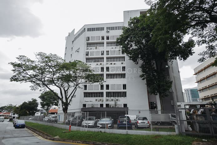 Foo Wah Industrial Building Office For Rent Singapore 31