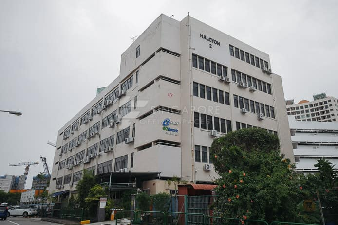Halcyon 2 Office For Rent Singapore 57