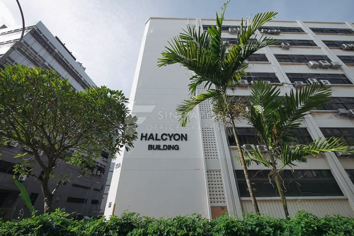 Halcyon Building Office For Rent Singapore 71