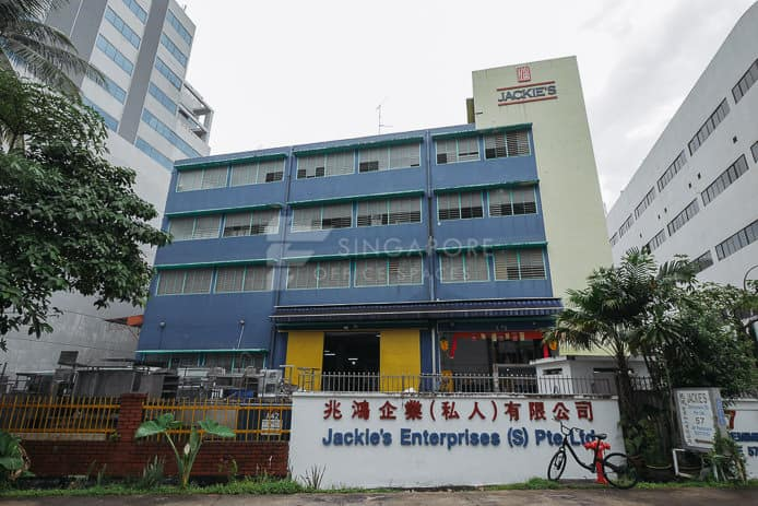 Jackie's Enterprises Building Office For Rent Singapore 25