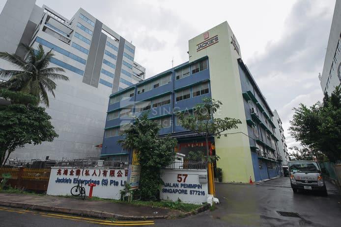 Jackie's Enterprises Building Office For Rent Singapore 27