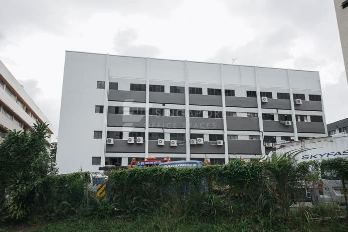 Kong Beng Industrial Building Office For Rent Singapore 34