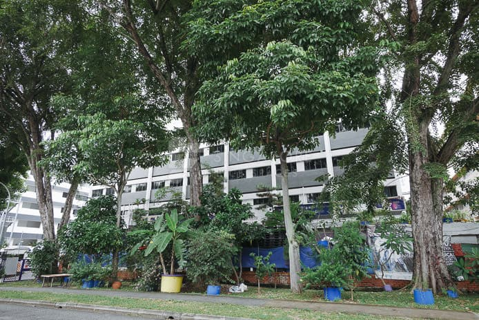 Kong Beng Industrial Building Office For Rent Singapore 51