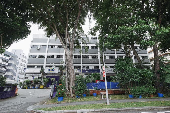 Kong Beng Industrial Building Office For Rent Singapore 52