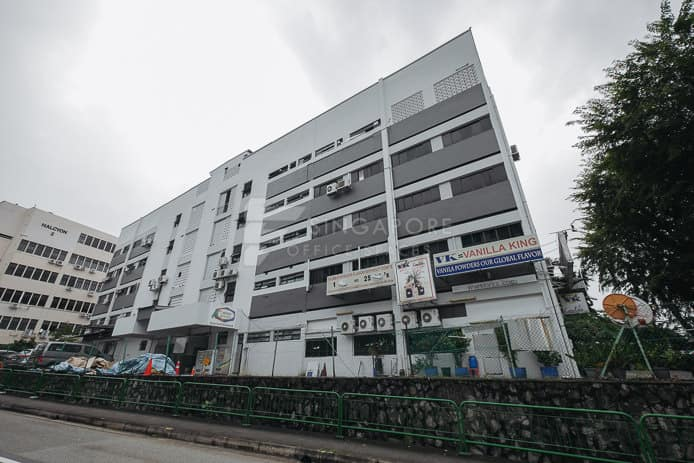 Kong Beng Industrial Building Office For Rent Singapore 56
