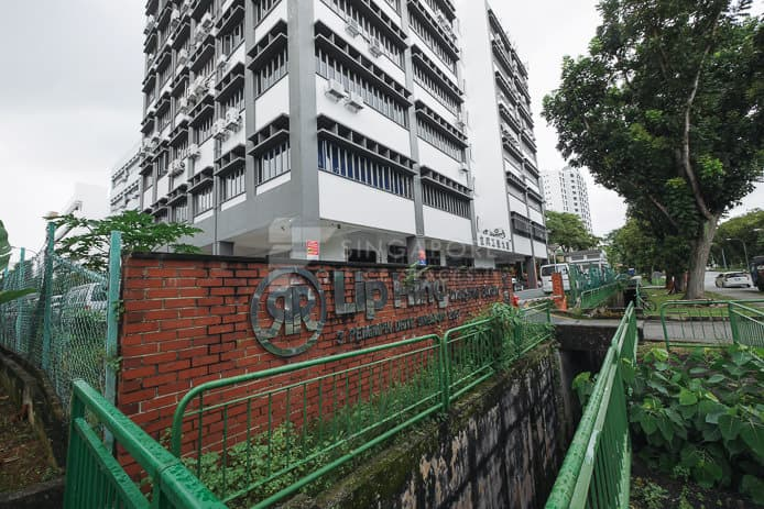Lip Hing Industrial Building Office For Rent Singapore 02