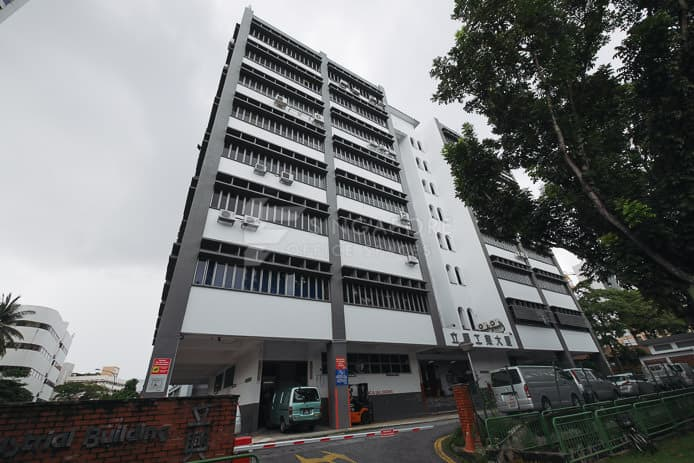 Lip Hing Industrial Building Office For Rent Singapore 04