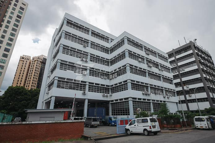 Mayfair Industrial Building Office For Rent Singapore 19