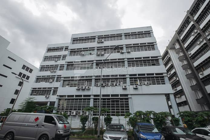 Mayfair Industrial Building Office For Rent Singapore 24