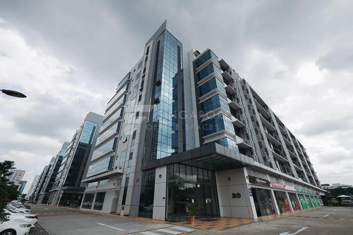 Midview City Office For Rent Singapore 122