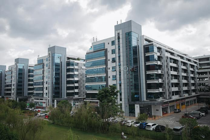 Midview City Office For Rent Singapore 123