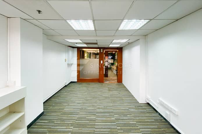 Office Rental Singapore Orchard Rendezvous Hotel 0406 269 19