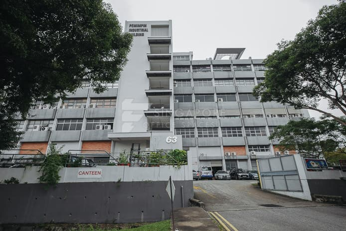 Pemimpin Industrial Building Office For Rent Singapore 45
