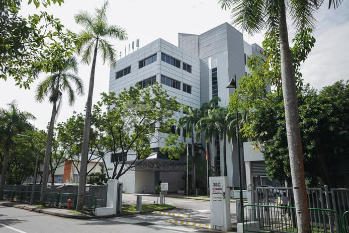 Robert Bosch Building Office For Rent Singapore 85