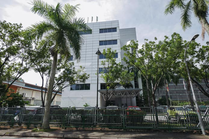 Robert Bosch Building Office For Rent Singapore 86