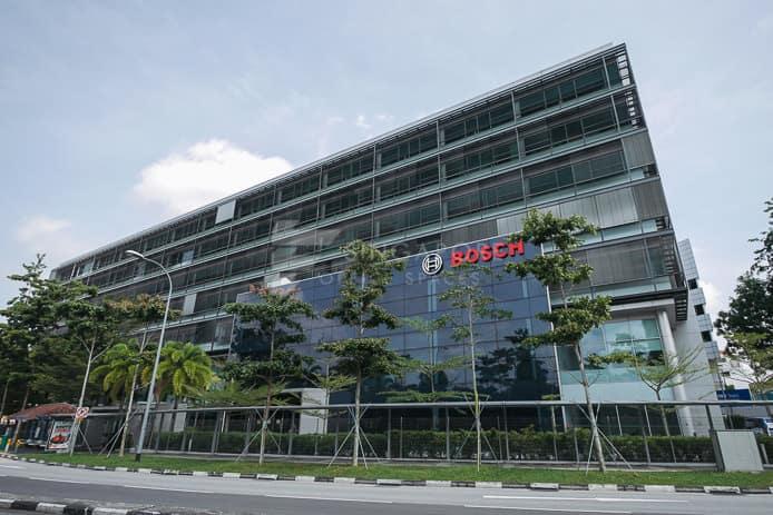 Robert Bosch Regional Hq Office For Rent Singapore 100