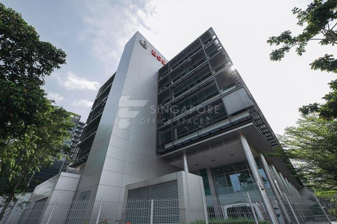 Robert Bosch Regional Hq Office For Rent Singapore 96
