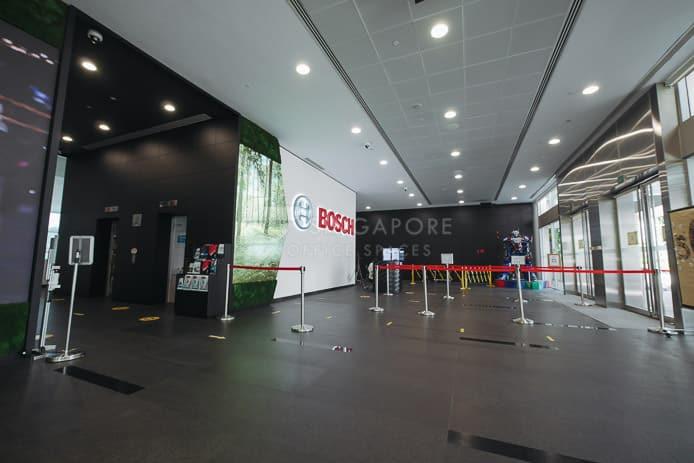 Robert Bosch Regional Hq Office For Rent Singapore 99