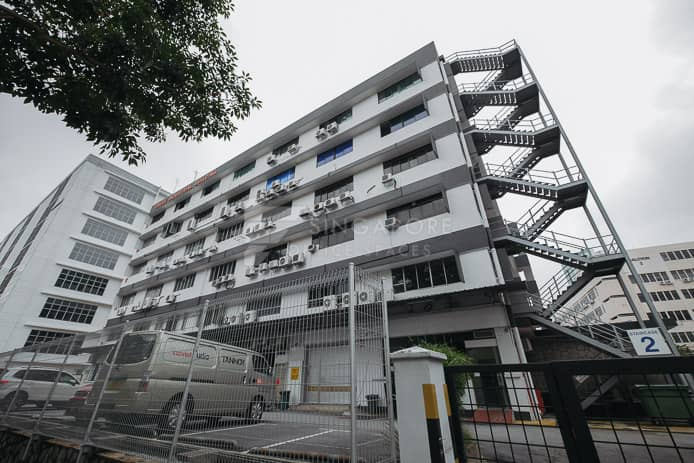 Tailee Industrial Building Office For Rent Singapore 65