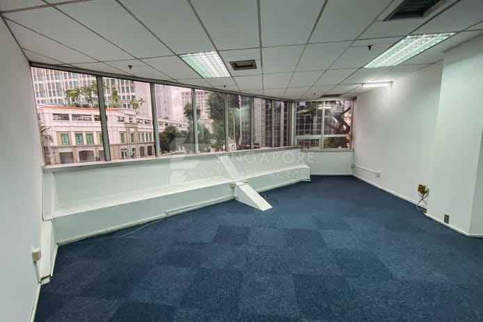 Office Rental Singapore North Bridge Centre 0206 463 06