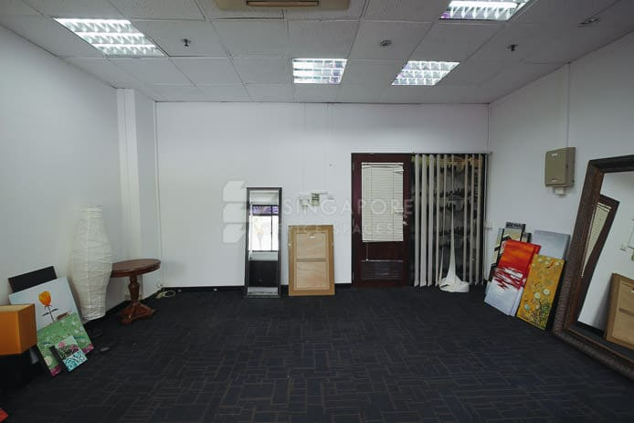 Office Rental Singapore Skyline 0508 300 42