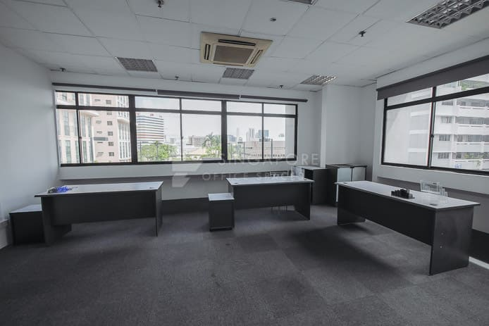 Office Rental Singapore Skyline 0607 500 79